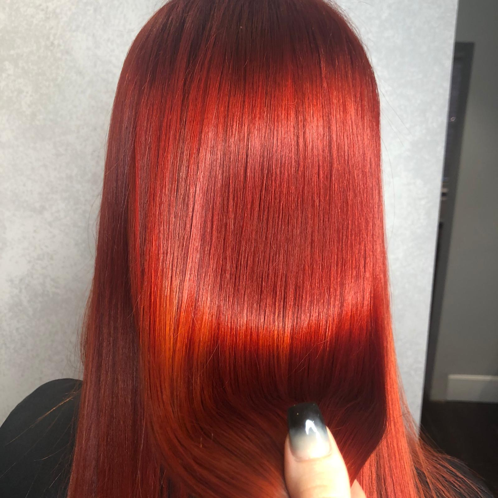 Red Hair for Valentines - large image